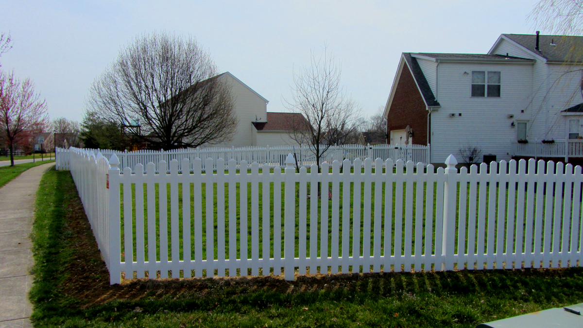 The New And Improved American Classic Vinyl Picket Fence